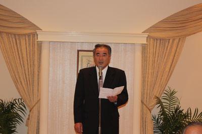 松原文司福島県連会長