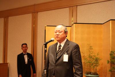 和歌山県連の小向会長