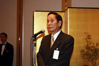 青森県連の北向会長