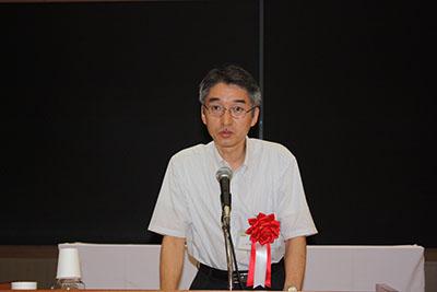 厚生労働省の宇仁菅水道課長