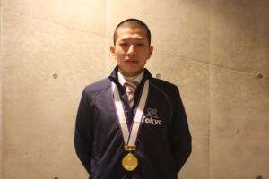 佐藤選手(東京・本会非会員)